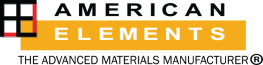 American Elements, global manufacturer of high purity metals, alloys, chemicals, thin films & nanomaterials for advanced engineering & manufacturing industries
